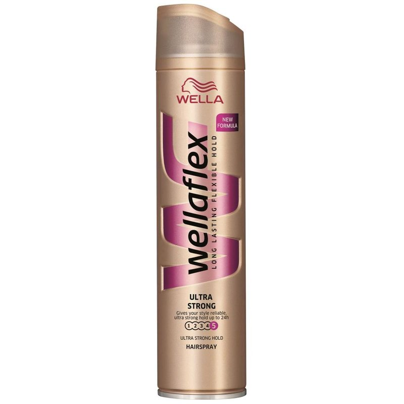 Wellaflex fixativ nr 5 Ultra Strong 250ml